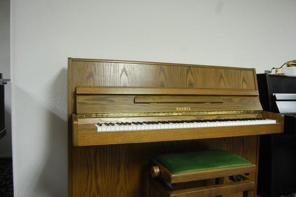 Pianohaus Landt Hohner Eiche