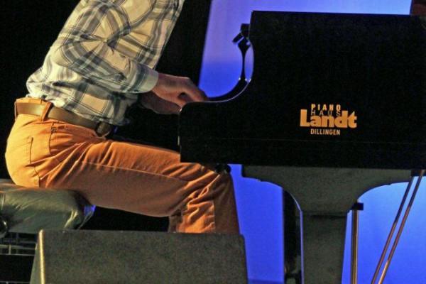 Pianohaus Landt Jazzwerkstatt Saarwellingen 2014