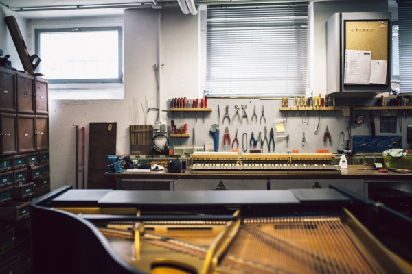 Pianohaus Landt Klavierbauwerkstatt