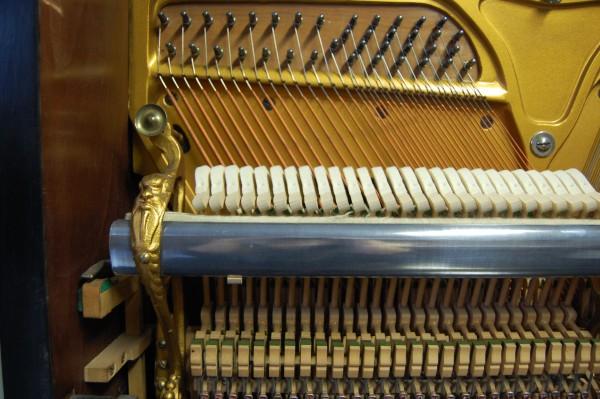 Piano Paul & Co Mechnik Details Pianohaus Landt