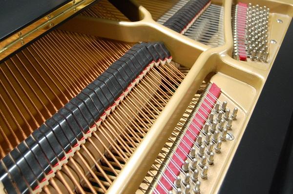 Gebrauchter Flügel Piano Landt