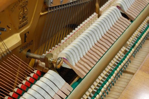 Steinway Klavier Piano Landt