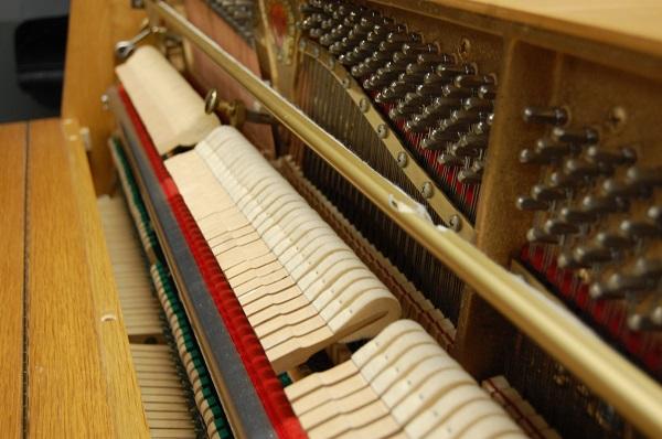 Schimmel Klavier Mechanik Piano Landt
