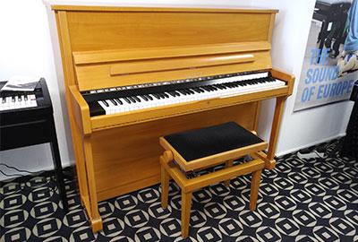 Gebrauchtes Klavier kaufen bei Piano Landt in Dillingen