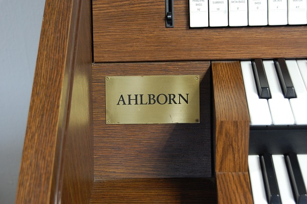 Ahlborn Logo